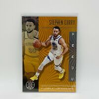 2019-20 Panini Illusions #146 Orange Stephen Curry Golden State Warriors Rare