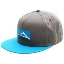 Lakai Giant Snapback Cap - Grey