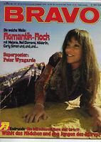 BRAVO Nr.14 vom 29.3.1973 Riesenposter Peter Wyngarde, Les Humphries Singers...