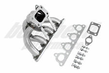 Manzo Performance Stainless Turbo Manifold Header 1988-2000 Honda Civic D15 D16
