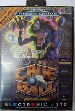 Crüe Ball Sega Mega Drive Electronic Arts