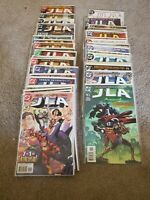 JLA Comic Lot #50 - 90 - (41 DIFF)  VF-NM (2001 - 2004) Mark Waid, Joe Kelly