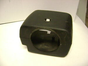 01 02 03 04 Dodge Dakota Steering Column Cover Black OEM