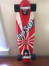 Rare Christian Hosoi Penny Australia Pink Skateboard Nickel Cruiser Board