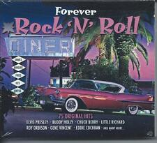 Forever Rock 'N' Roll - 75 Original Hits On 3-Discs (3CD 2009) NEW/SEALED