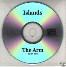 (G680) Islands, The Arm - DJ CD