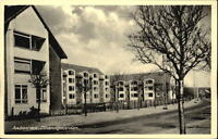Aabenraa Åbenrå Apenrade ~1960 Strandgaarden Häuser Dänemark Danmark Postcard