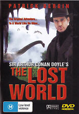 THE LOST WORLD Patrick Bergin DVD - All Zone - New - PAL