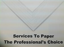 100 x Hi-White Paper Craft Card 200gsm SRA2 A2