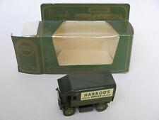 """Walker Elektric """"HARRODS BREAD"""", Matchbox Models of Yesteryear MoY Y-29 boxed!"""