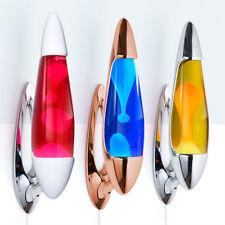 Mathmos Neo WALL Lava Lamp Copper, Chrome, White&Chrome, Choice of Lava Colours.