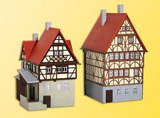 kibri 37100 Piste N Maison à ossature bois et Gatehouse # in #