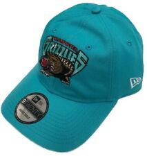 New Era Teal Vancouver Grizzlies Hardwood Classic Custom 9TWENTY Adjustable Hat