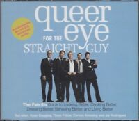 Queer Eye For The Straight Guy Guide To Looking Better Cooking 4CD Audio Book