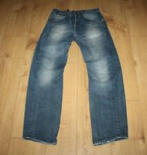 Vintage Blue Denim LEVI'S ENGINEERED Button Twisted Casual Jeans Size 29 L 32