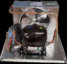 Verflüssigungssatz mit 586W - R134A - Verdichter- Kühlhaus - Kühlung - *Neu*