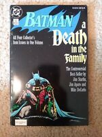 Batman A Death In The Family TPB 4th Printing