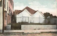 Charleston, South Carolina Old Powder Magazine 1908 Vintage Postcard