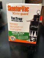 2 Packs Skeeter Vac Replacement Tac Trap (1 Box of 2 traps)
