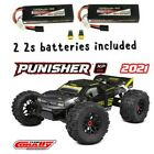 TEAM CORALLY Punisher XP 6S 1/8 Monster  RTR Brushless W/ 2 2S LIPO BATTERIES