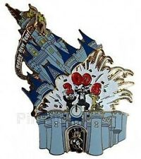 Disney Pin: WDW - Happy New Year 2006 (Cinderella's Castle) Jumbo/Hinged