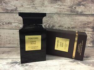 Tom Ford Cafe Rose USA 100ml 3.4 fl.oz. Eau De Perfume Original