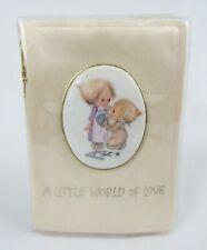 Vintage Betsey Clark World of Love Miniature Gallery Cameo Keepsake Booklet