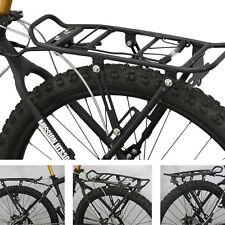 Bicycle Mountain Bike Rear Rack Carrier Luggage Seat Post Pannier Disc Brake MAX