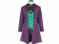 Black Butler Kuroshitsuji Alois Trancy Cosplay Costume pre made