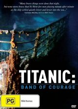 Titanic Band Of Courage DVD BRAND NEW SEALED
