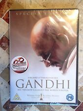 GANDHI ~ SPECIAL EDITION DVD BRAND NEW & FACTORY SEALED ~  BEN KINGSLEY
