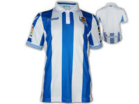 Macron Real Sociedad San Sebastián Home Jersey 18/19 La Liga Fanartikel S - XXL
