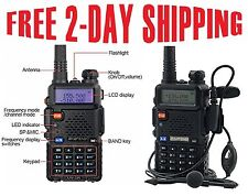 Radio Scanner Handheld Police Fire Two Way Radio Transceiver Portable Antennas