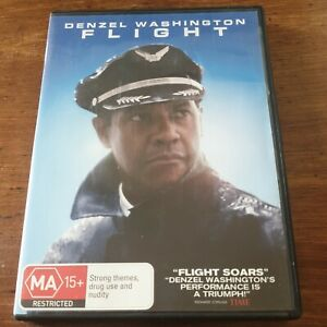 Flight DVD R4 Like New! FREE POST
