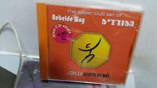 REBELDE WAY ISRAELI PROMO CD SINGLE  המורדים BONITA DE MAS REMIXES SEALED