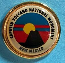 Capulin Volcano National Monument -New Mexico Collectible Pin