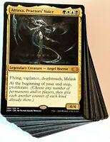 ***Custom Commander Deck*** Atraxa Praetors' Voice, +1/+1 Counters, Magic Cards