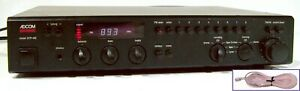 🔥【PRO TESTED】Adcom GTP-400 Stereo Tuner/Preamp! CD+Phono In,0.01% THD💥GUARANTY