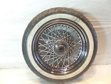 Harley Davidson EVO Softail Heritage Classic Laced Front Wheel Rim & Tire