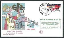 1979 VATICANO VIAGGI DEL PAPA MESSICO MONTERREY - EV