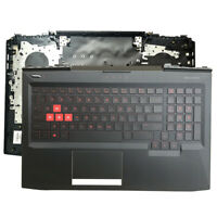 NEW for HP Omen 15-CE 15-CE019DX Palmrest Backlit US Keyboard w/Touchpad 929479