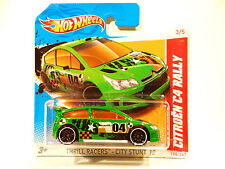 Hot Wheels 2012 Thrill Racers City Stunt 12 3/5 Citroen C4 Rally 198/247 (A+/A)