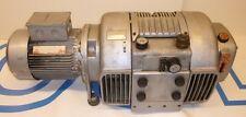 Rietschle DCLF 60 D Drehschieber Druck Vakuumpumpe 60 qm/h 2,2 Kw DCLF60 Werie