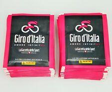 50 BUSTINE V. OMAGGIO PACKETS FIGURINE PANINI GIRO D'ITALIA ITALIA 101 STICKERS