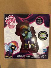 My Little Pony 2013 SDCC Comic Con Rainbow Dash as Shadowbolt