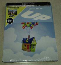 New Disney Pixar Up 4K UHD/Blu-ray/Digital Copy Steelbook™ Bestbuy Exclusive
