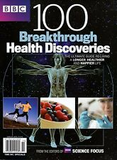 BBC MAGAZINE SPECIAL: 100 BREAKTHROUGH HEALTH DISCOVERIES (2015) FREE SHIP!