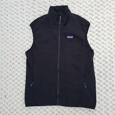 Patagonia Men's Nano Air Light Hybrid Vest Puffer Black - Large L