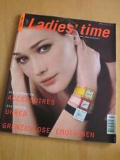CHRONOS Special: Ladies' Time - Sonderheft - 2000 - Spezial Uhren Magazin