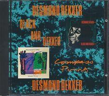 CD Desmond Dekker - Black And Dekker + Compass Point